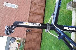 Ridley seat post